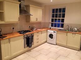 second hand kitchen complete set of kitchen units with oven and