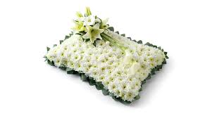 flowers for funerals at peace funeral flower pillow co op