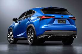 2018 lexus gs350 f sport 2018 lexus nx shows off new design in shanghai automobile magazine
