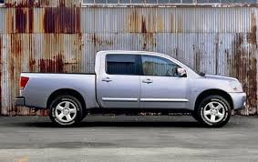 Nissan Titan 2004 Interior Used 2004 Nissan Titan Crew Cab Pricing For Sale Edmunds