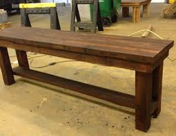 Wood Sofa Table Warm Solid Wood Sofa Table Www Energywarden Net Dining Table Ideas