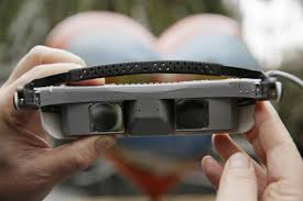 Blind People Glasses Sharp Vision New Glasses Help The Legally Blind See The