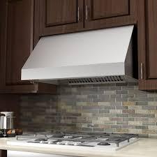 stainless steel under cabinet range hood zline 36 under cabinet stainless steel range hood 685 36