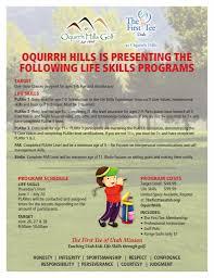 oquirrh hills the first tee of utah