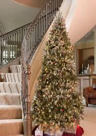 pre lit pine artificial