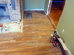 yours in 685 ozarks bungalow flooring