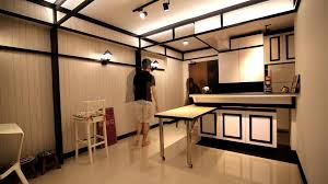 3 Bedroom Hdb Design A 3 Room Apartment At Sengkang Singapore Youtube