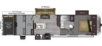 Raptor Floor Plans by New Or Used Toyhauler Campers For Sale Rvs Near Lubbock