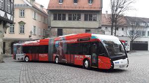 Stadtbus Bad Nauheim Elektromobilität Erste Bilanz Zu Esslinger Imc Projekt Sve