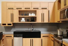 stock bamboo cabinets eco friendly rta cabinets
