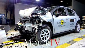 crash test new 2017 citroen c3 1 2 puretech 82 feel l 4 star