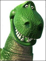 rex favorite toy story character dinosaurs