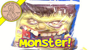 classic halloween monsters frito lay 2012 halloween giant frankenstein head classic mix bag