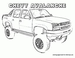 coloring pages trucks ford truck gallery ideas pictures garbage