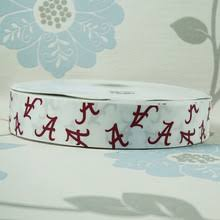 alabama ribbon popular alabama ribbon buy cheap alabama ribbon lots from china