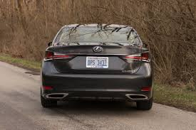 lexus 2017 2017 lexus gs 200t review u2013 goldilocks the truth about cars