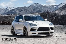 2003 Porsche Cayenne - anyone own or know the owner of misha design cayenne gts