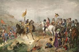 Ottoman Battles Battle Of Mohács 1687