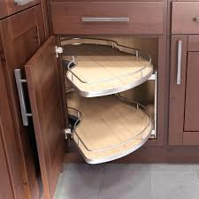 Storage Solutions For Corner Kitchen Cabinets Corner Cupboard Storage Corner Cupboard Storage Solutions Kitchen