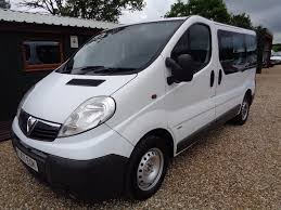 used vauxhall vivaro people carrier for sale motors co uk