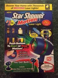 laser lights shower tv motion laser lights projector ebay
