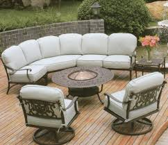 Round Patio Furniture Covers - patio 41 elegant steel patio chairs round metal patio table