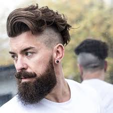 beard trimmer for curly hair curly hair 9 beard looks for men who
