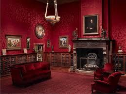 Home Study Decorating Ideas Punk Bedding Dark Victorian Gothic Wallpaper Iphone Furniture