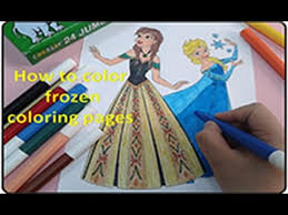 speed coloring color frozen coloring pages colouring
