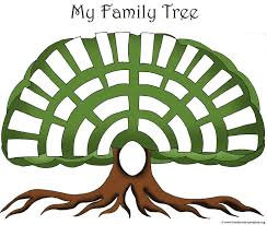 108 best family tree template images on pinterest genealogy cub