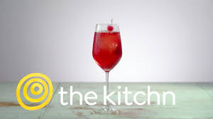 how to make a refreshing summer wine cooler youtube
