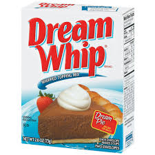 Dream Decor Springfield Massachusetts by Dream Whip Whipped Topping Mix 2 Ct Box Walmart Com
