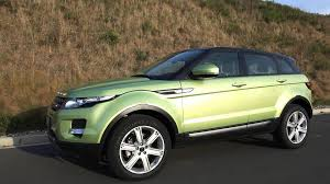 lime green range rover land rover range rover evoque video youtube