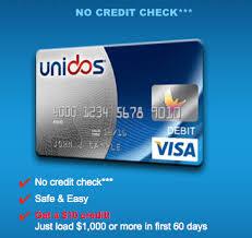 load prepaid card with credit card unidos visa prepaid card 10 bonus credit after 1 000 load