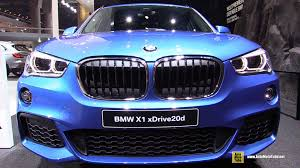 2016 bmw x1 xdrive28i review 2016 bmw x1 xdrive 20d m sport exterior interior walkaround