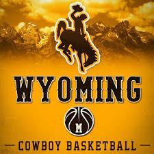 Wyoming travel logos images Wyoming college basketball logo wyoming cowboy mbb wyo_mbb jpg