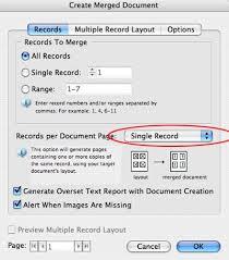 data merging part 3 indesignsecrets com indesignsecrets