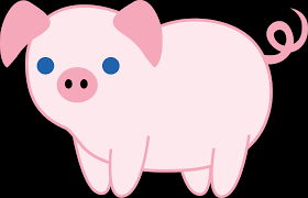 pink martini drawing cute pig clipart free download clip art free clip art on