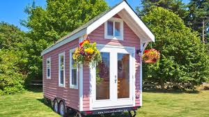 poco pink edition from the mint tiny house company tiny house