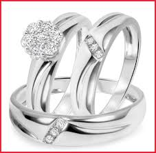 trio wedding sets new wedding rings trio collection of wedding ring planning 124734