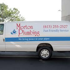 plumbers in nashville tn morton plumbing