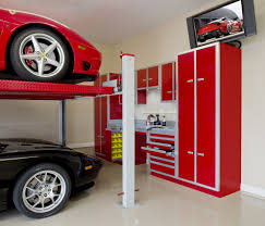 awesome garages ideas cool how to build garage cabinets youtube
