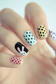 30 attractive dotted nail art ideas in 2014 be with style