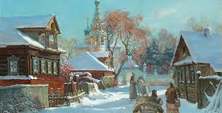 when and how do people celebrate christmas in russia
