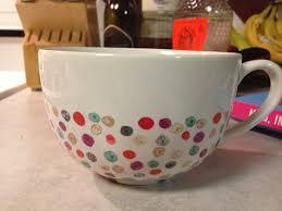 how to make a porcelain sharpie mug part 1 theraccoonery