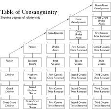 kinship terminology explained or how to what to call distant