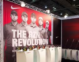 traliccio americano trusswire x20 golf exhibition exhibiotionstand design display
