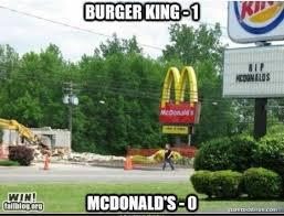 Burger Memes - 1 round burger king meme by gabo136am memedroid