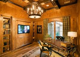 how to decorate wood paneling wood paneling adds elegance and warmth to your home office
