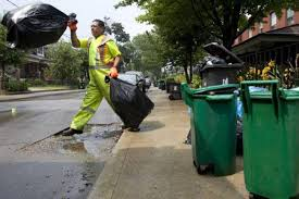 kitchener garbage collection city staff against privatizing garbage pickup east of yonge
